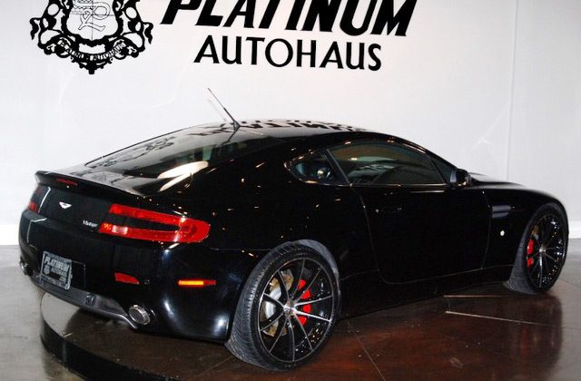 "20"" wheel Gloss Black Machined Face Convex D704 Aston Martin Vantage avail. 18x7.5 / 19x8.5 / 19x10.0 / 20x8.5 / 20x9.0"
