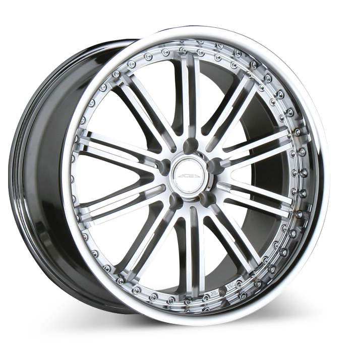 DIMENSION D658 Chrome wheels & rims