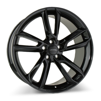 SCORPIO C902 Gloss Black wheels & rims